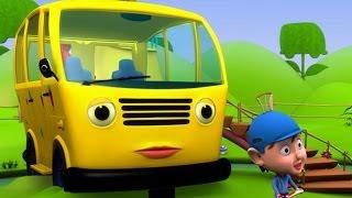 Van rhymes | Alphabet Song 3d nursery rhymes for kids | V  for van songs