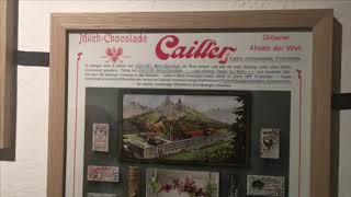 Отдых в Швейцарии, Cailler шоколадная фабрика