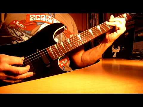 ZZ TOP Cover
