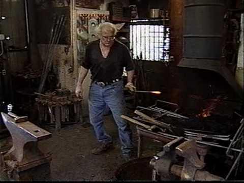 Jerry Harris - Village Blacksmith