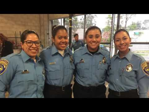 Chula Vista Police Department Explorer Post #2831