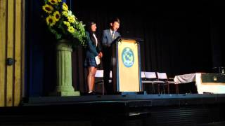 12M6's Speech for my farewell