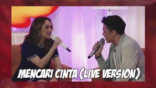 Noah Feat Bcl Mencari Cinta Live Version Youtube Premium Afterparty MP3