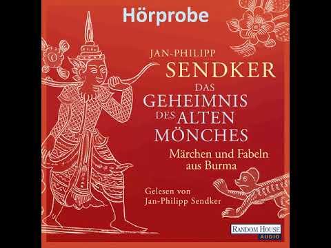 Das Geheimnis des alten Mönches: Märchen und Fabeln aus Burma YouTube Hörbuch Trailer auf Deutsch