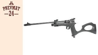 Пневматический пистолет-винтовка Strike One B024