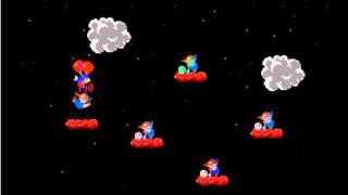 Until Game Over - Balloon fight (NES)