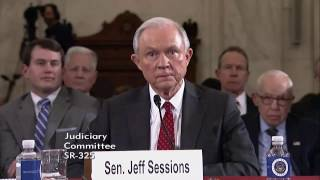 Grassley Questions Attorney General Nominee Sessions on False Claims Act, Whistleblowers