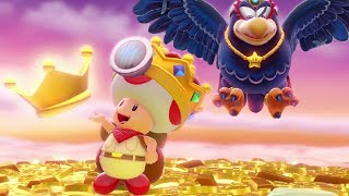 Captain Toad: Treasure Tracker DLC - Special Episode (All Gems + Objectives)