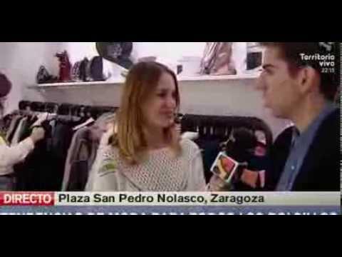 Entrevista Aragón TV SOMMES DÉMODÉ