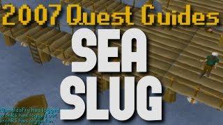 Runescape 2007 Quest Guides: Sea Slug