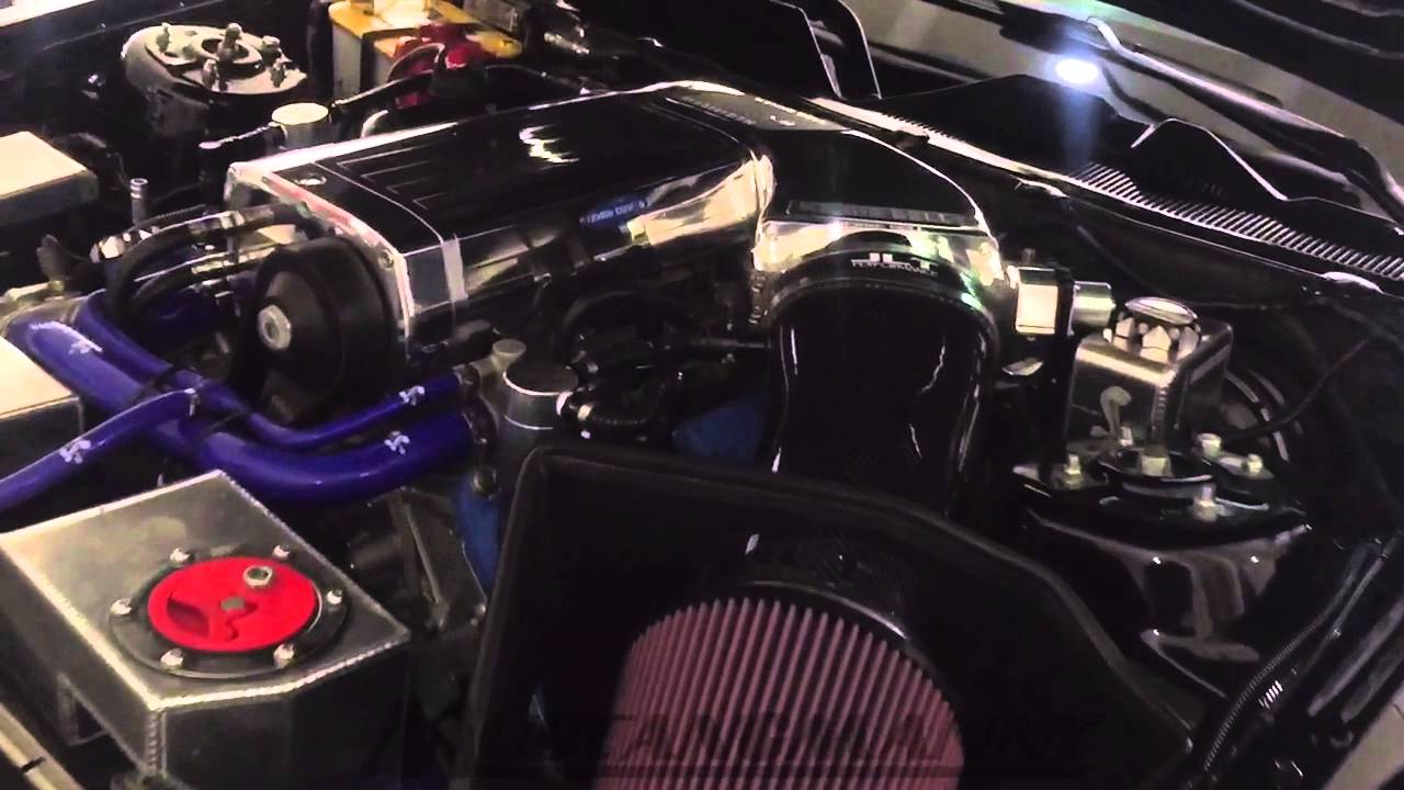 2015 Mustang Gt Supercharger >> 4.7 L Kenne bell supercharger on 2013 Shelby GT500 - YouTube