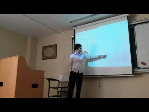 Master's thesis presentation in Electrical Engineering - Control