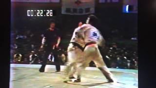1977年11月5~6日東京体育館 掌道鍼灸整骨院 http://www.medifeel-q.com.