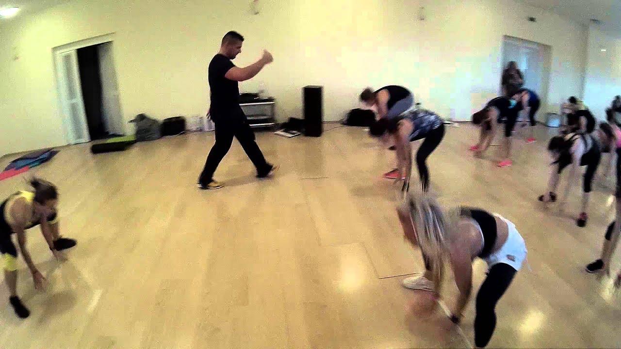 Capoeira fogyás