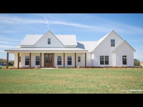 Modern Farmhouse - Gwendolyn Gilley Construction