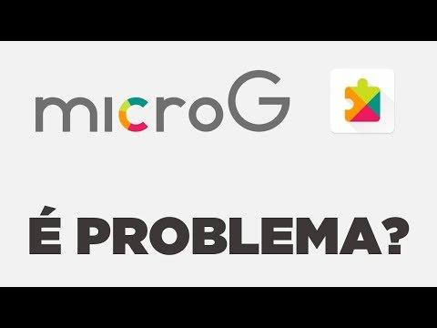 O aplicativo Micro G é Problema? | O que realmente isso está fazendo