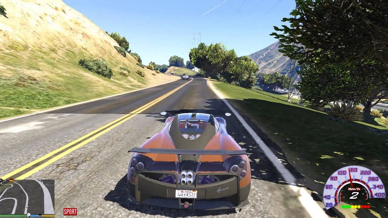 Ultimate Drive Control - Mods pour GTA V sur GTA Modding