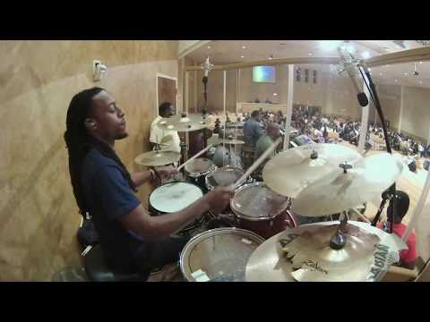 Travis Greene - Made A Way (Drums)