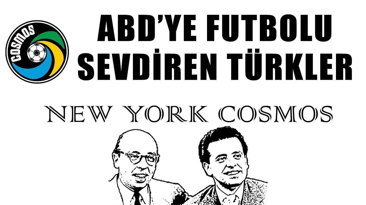 ABD'ye Futbolu Sevdiren Türkler - New York Cosmos