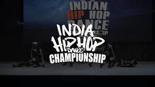 Indian Hip HOP DANCE CHAMPIONSHIP 2016 G GANG CREW WON BRONZE MEDAL(2)