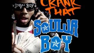 Soulja Boy Crank That Insturmental Loop Backspin Affair Mix DJSweetAndBadkillaz