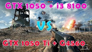 GTX 1050 vs. GTX 1050 Ti (Test in 7 Games)
