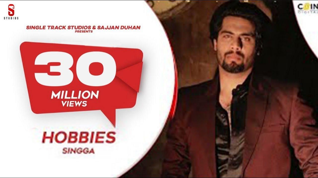 Singga | Hobbies  - Official Video Song | Mofusion | New Punjabi Songs 2019 | Ditto Music