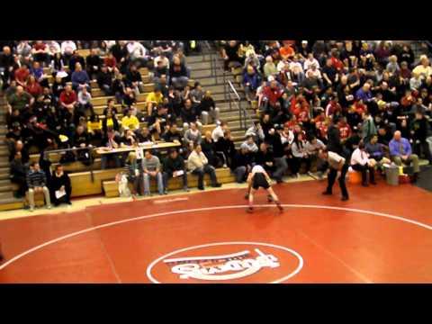 Bobby Jordan vs Matt Noble
