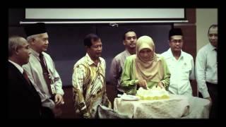 Majlis Ringkas Persaraan Pegawai PPD 2014