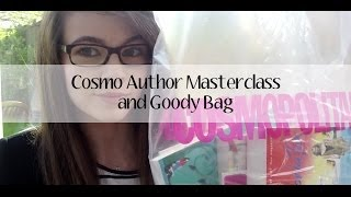 Cosmo Author Masterclass and Goody Bag Thumbnail