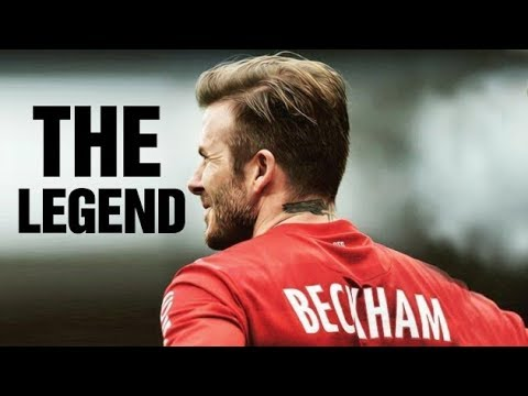 David Beckham   A Career In Goals   Documentary