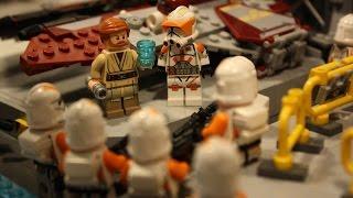 Lego Venator Hangar Bay   Star Wars Revenge of the Sith