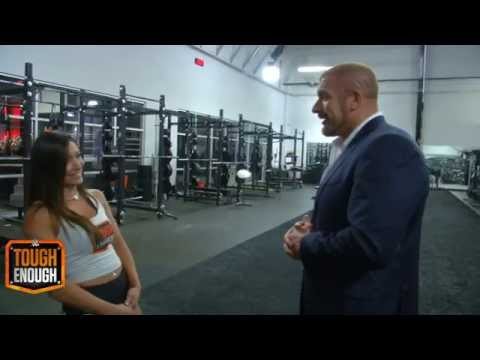 Triple H Gives Gabi A Reprieve - WWE #ToughEnough