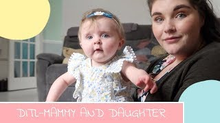 DITL- MAMMY AND DAUGHTER | PRANK PHONECALL | THE THOMAS WAY