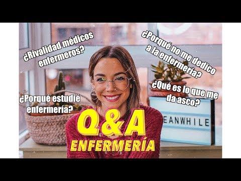 Q&A ENFERMERÍA ¿Rivalidad médicos enfermeros? ¿porqué no trabajo de enfermera?    Meanwhile