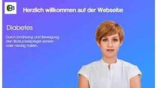 Vorstellung der Website.