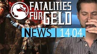 Fatalities in Mortal Kombat X für Geld - Star Wars Battlefront zuerst auf Xbox - News