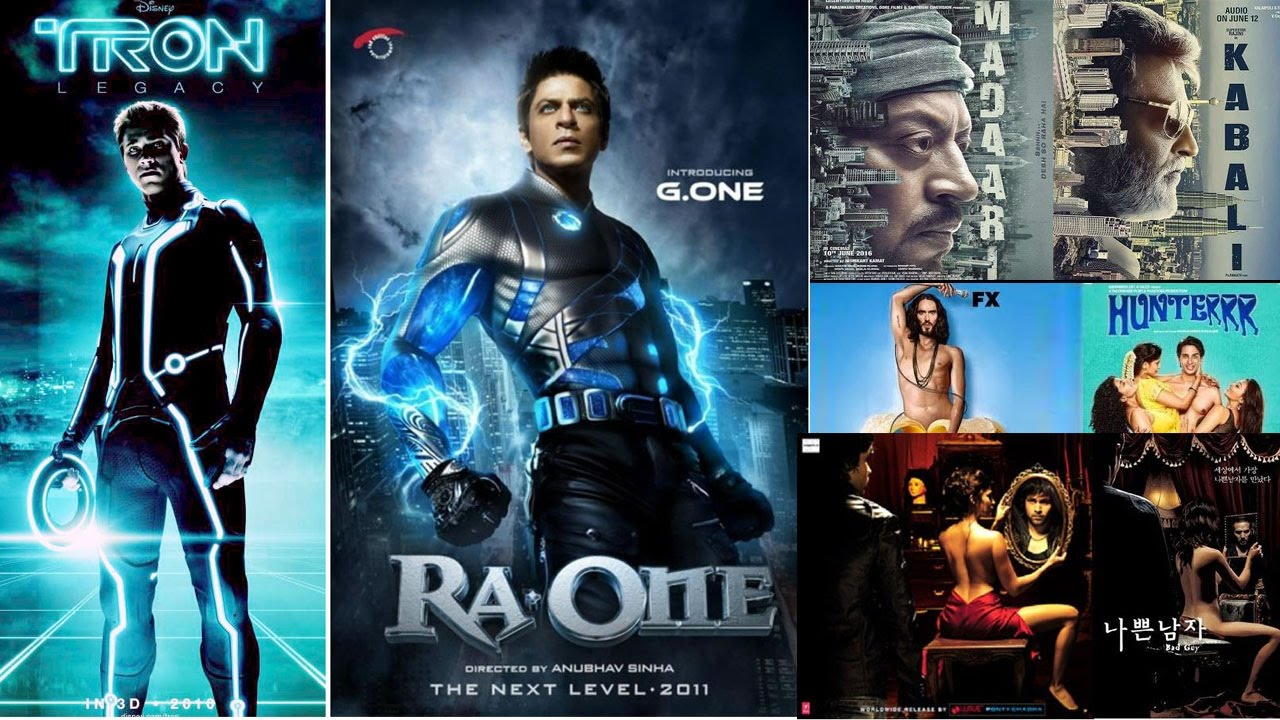 bollywood movie posters copied from hollywood movies youtube