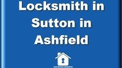 Emergency Locksmith, Sutton in Ashfield, Nottingham | 24/7 Locksmith in Sutton in Ashfield