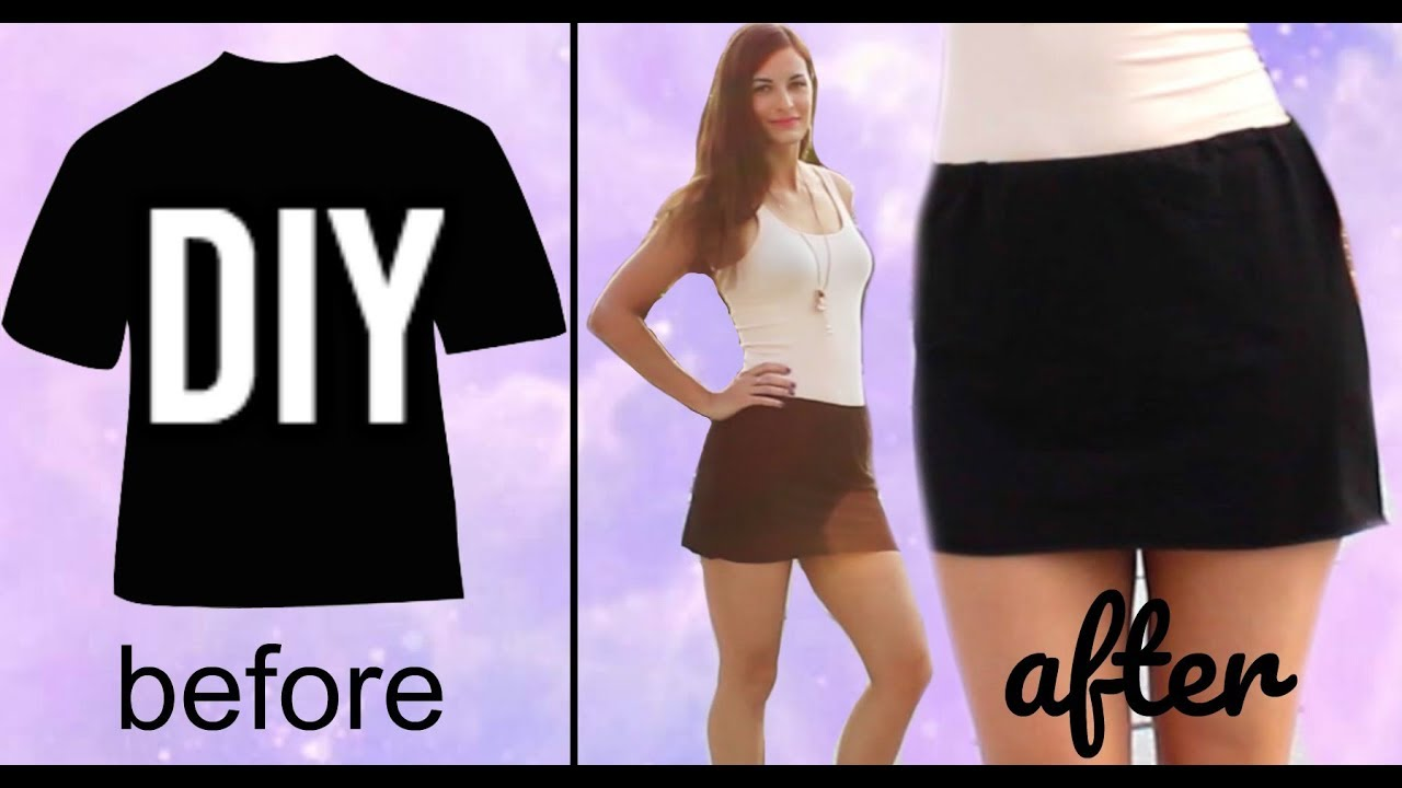 How to make a tshirt sexy