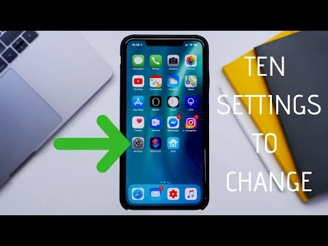 10 iPhone Settings Everyone Should Change (iOS 12/iOS 13)