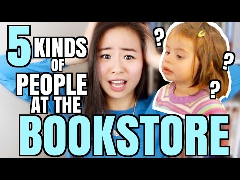 KINDS OF PEOPLE @ THE BOOKSTORE | FT MY BROTHER DANNY