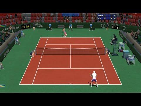 Tennis Elbow 2013. Training Game