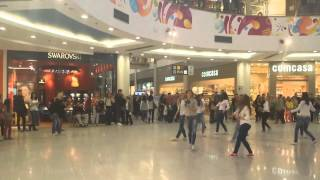 Flashmob Delta City