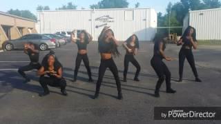 young thug digits choreographed by jakiyrah