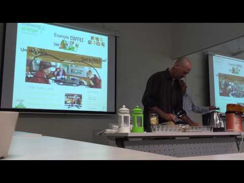 Coffee seminar in Singapore Polytechnic 27Jan2015