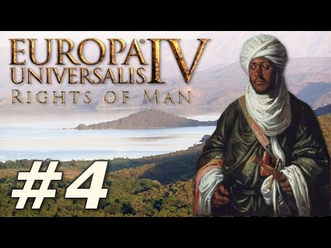 Europa Universalis IV: The Rights of Man   Ethiopia - Part 4