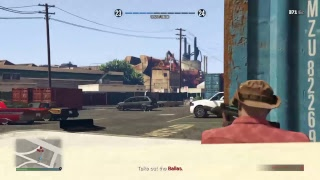 Mike gta 5 online funny moments #14