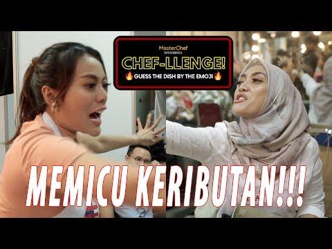 Games yang Bikin Emosi  Chef-llenge MasterChef Indonesia