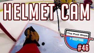 GoPro Goalie Hemet Mount Cam   GoPro Hockey [HD] - GAME 46